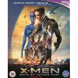 X-Men: Days Of Future Past [Blu-ray]
